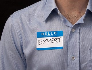 Hello my name is Expert 2