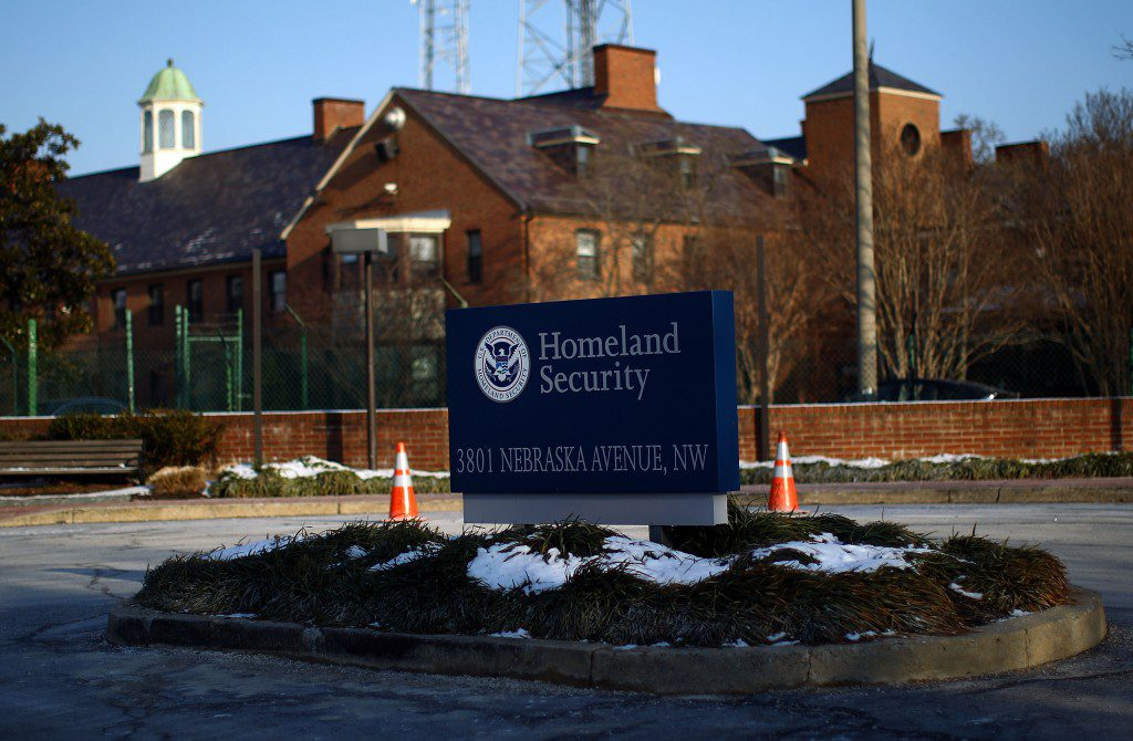 WASHINGTON - JANUARY 08:  The Department of Homeland Security main complex is shown January 8, 2010 in Washington, DC. U.S. President Barack Obama has ordered DHS to